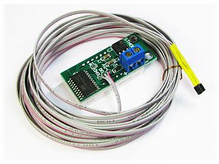 Электронный термометр с выносным датчиком своими руками фото 196